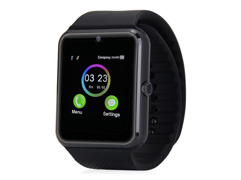 Ziskoun Smart watch GT08 černá