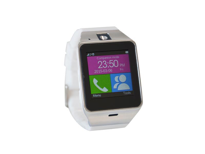 Smartwatch GV-08 bílá