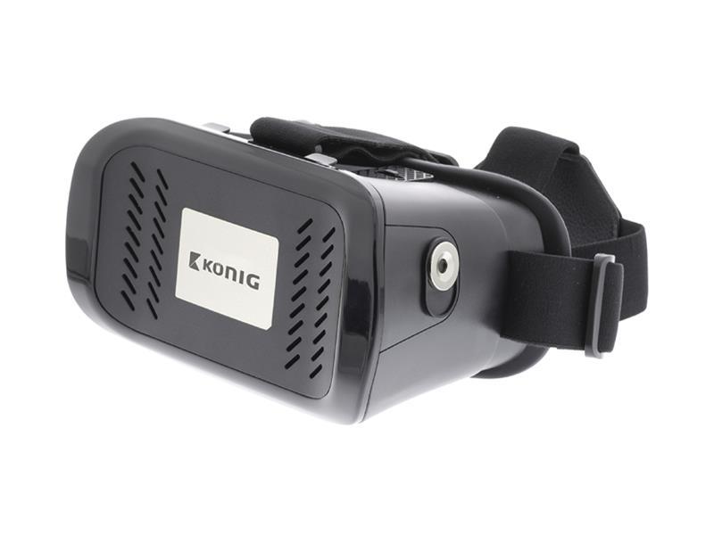 Brýle 3D pro virtuální realitu KÖNIG CSVR100 2-cestné