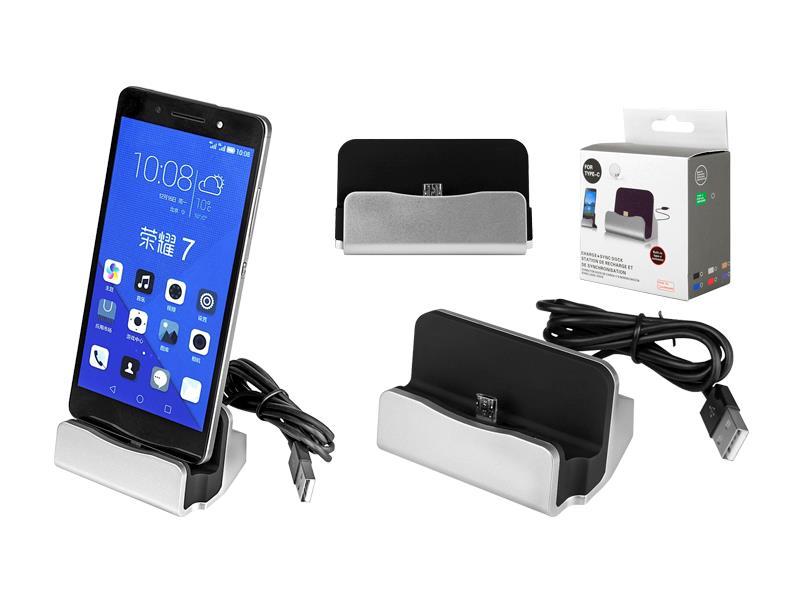 Stanice dokovací pro telefony USB-C
