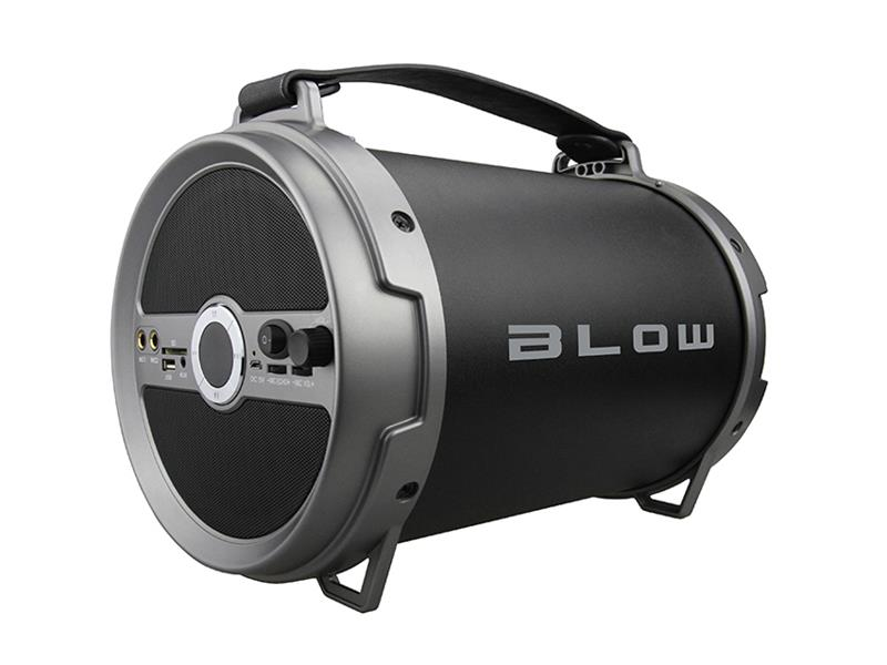 Reproduktor přenosný BLOW BAZOOKA BT2500 BLUETOOTH, USB, SD, FM, AUX-IN