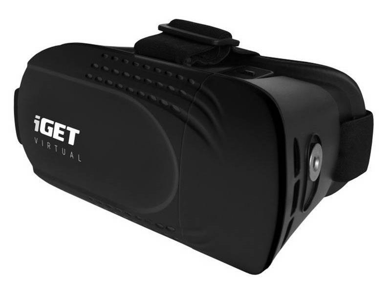 Brýle 3D pro virtuální realitu iGET VIRTUAL R1
