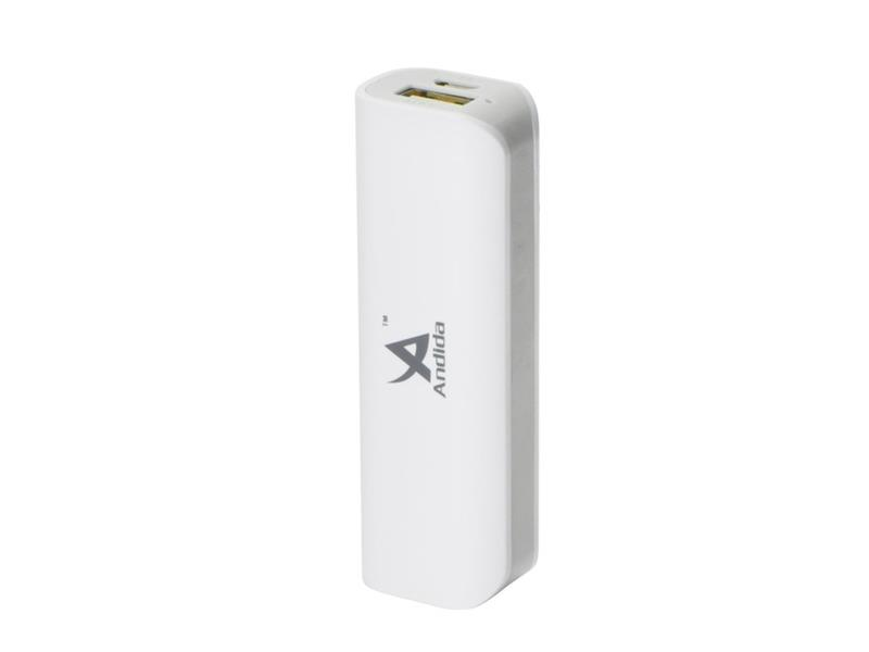 PowerBank 2600 mAh BLUE STAR AN1 WHITE