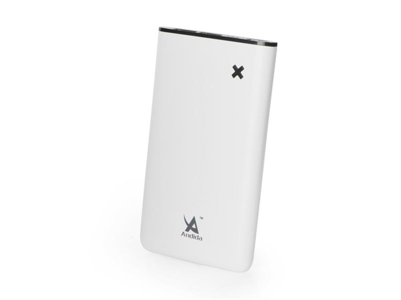 PowerBank 6000 mAh BLUE STAR AN3 bílá