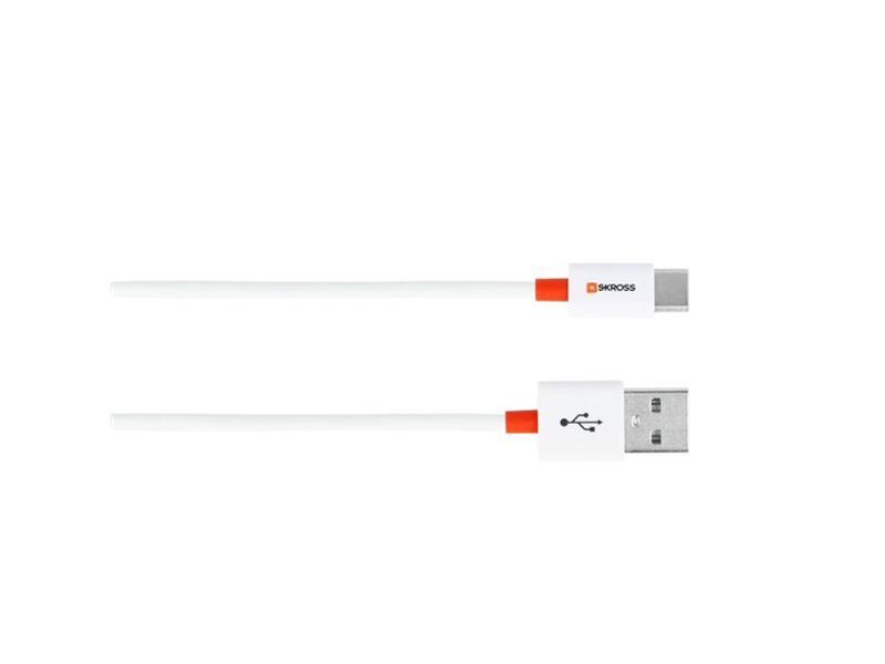 SKROSS USB kabel Charge'n Sync, délka 1m, Type-C konektor, pro nabíjení a přenos dat