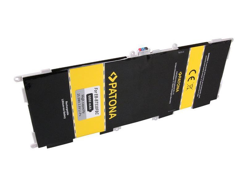 Baterie gsm SAMSUNG GALAXY TAB 4 10.1 6800mAh PATONA PT3169 neoriginální
