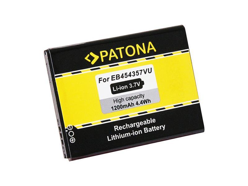 Baterie gsm SAMSUNG EB454357VU 1200mAh PATONA PT3107 neoriginální