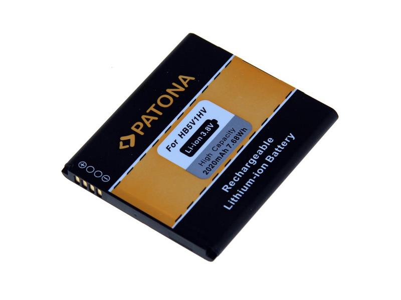 Baterie gsm HUAWEI HB5V1HV 2020mAh PATONA PT3071 neoriginální
