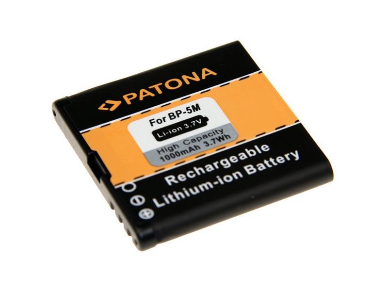 Baterie gsm NOKIA BP-5M 1000mAh PATONA PT3032 neoriginální