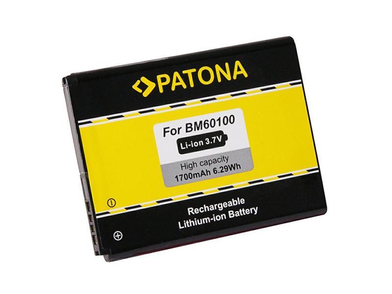 Baterie gsm HTC BA-S890 1700mAh PATONA PT3102 neoriginální