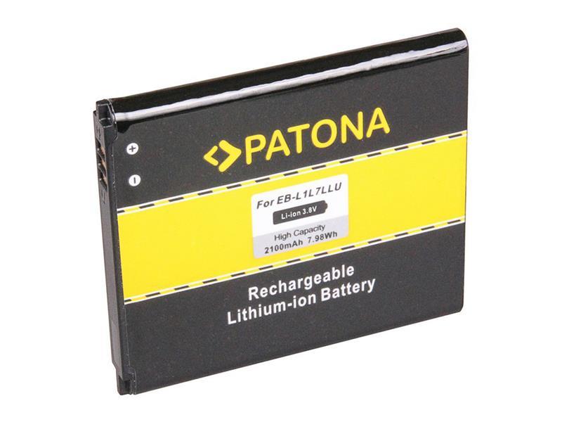 Baterie gsm SAMSUNG EB-L1H2LLK i9260 2100mAh PATONA PT3147 neoriginální