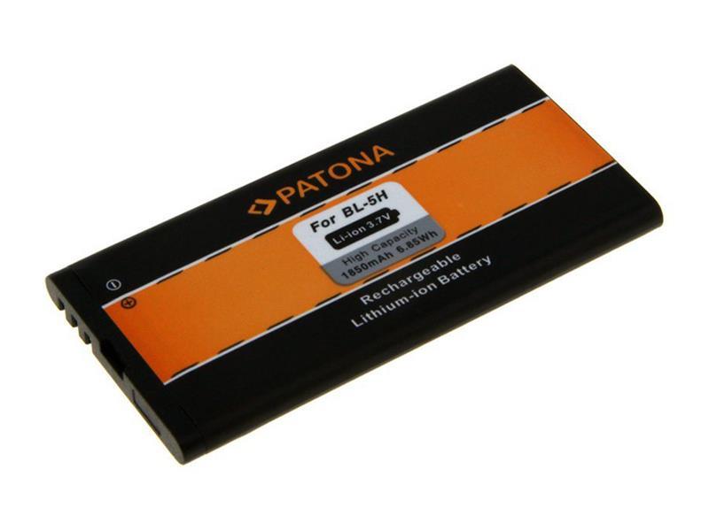 Baterie gsm NOKIA BL-5H 1850mAh PATONA PT3084