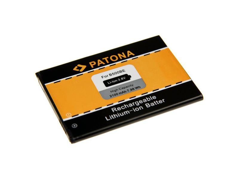Baterie gsm SAMSUNG CS-SMI257XL 1900mAh PATONA PT3020 neoriginální