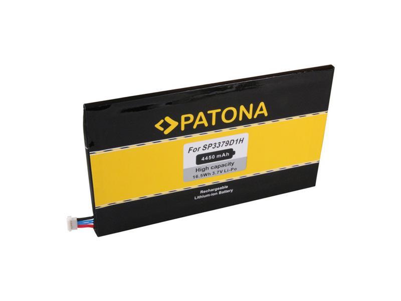 Baterie gsm SAMSUNG GALAXY TAB 3 4450mAh PATONA PT3164 neoriginální