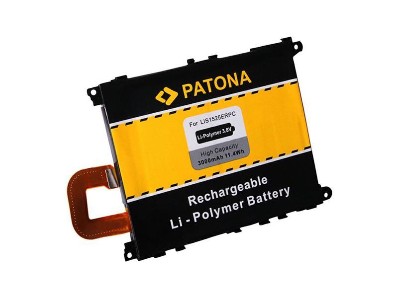 Baterie gsm SONY XPERIA Z1 LIS1525ERPC 3000mAh PATONA PT3092 neoriginální