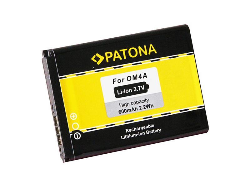 Baterie gsm MOTOROLA OM4A 600mAh PATONA PT3106 neoriginální