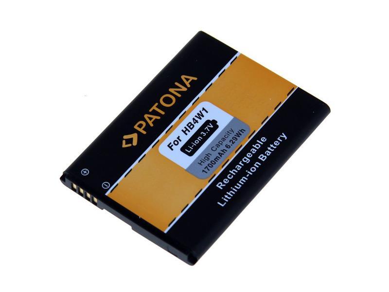 Baterie gsm HUAWEI HB4W1 1700mAh PATONA PT3072 neoriginální