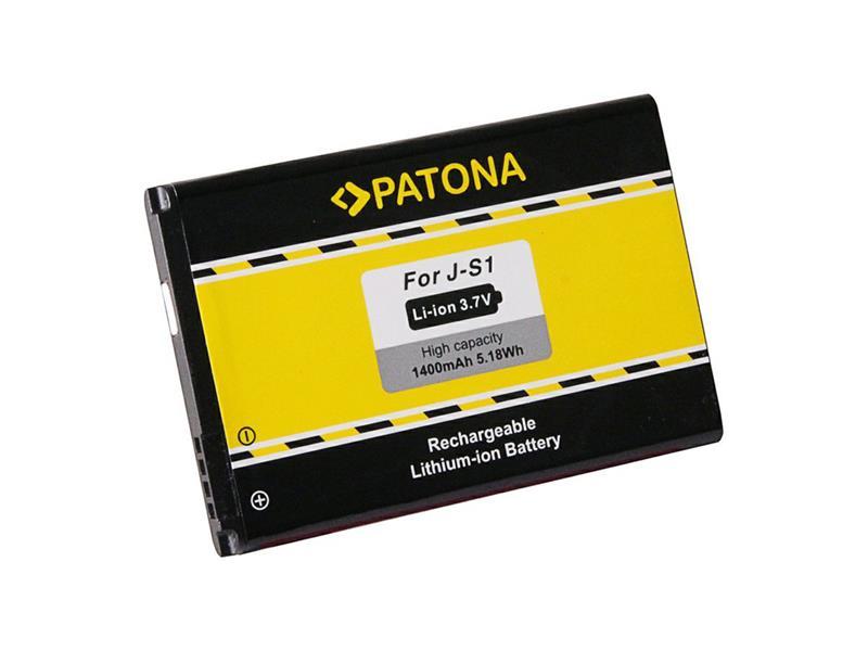 Baterie gsm BLACKBERRY J-S1 1400mAh PATONA PT3101 neoriginální