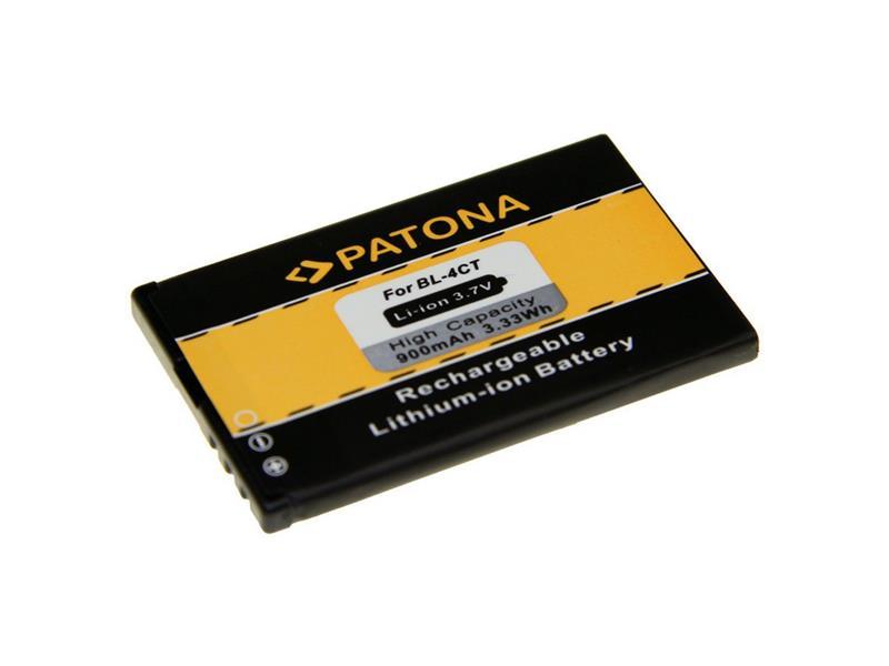 Baterie gsm NOKIA BL-4CT 900mAh PATONA PT3030 neoriginální