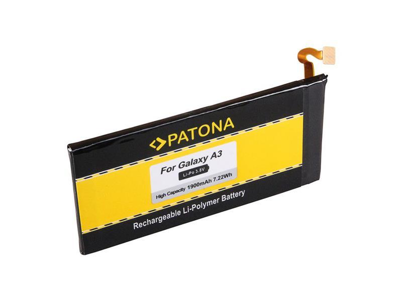 Baterie gsm SAMSUNG GALAXY A3 1900mAh + nářadí PATONA PT3161