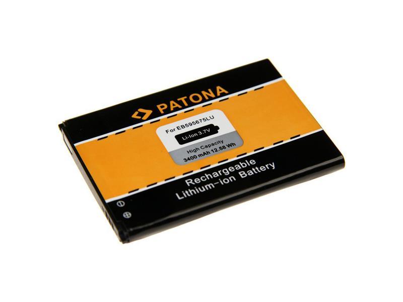 Baterie gsm SAMSUNG EB595675LU 3400mAh PATONA PT3021 neoriginální