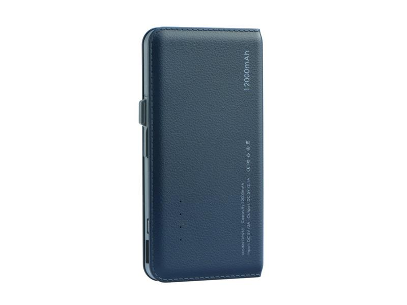 PowerBank 12000 mAh BLUE STAR DP633 modrá