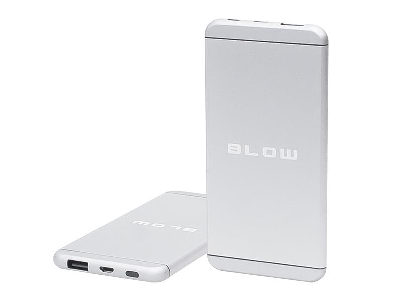 PowerBank 8000 mAh BLOW PB17 SILVER