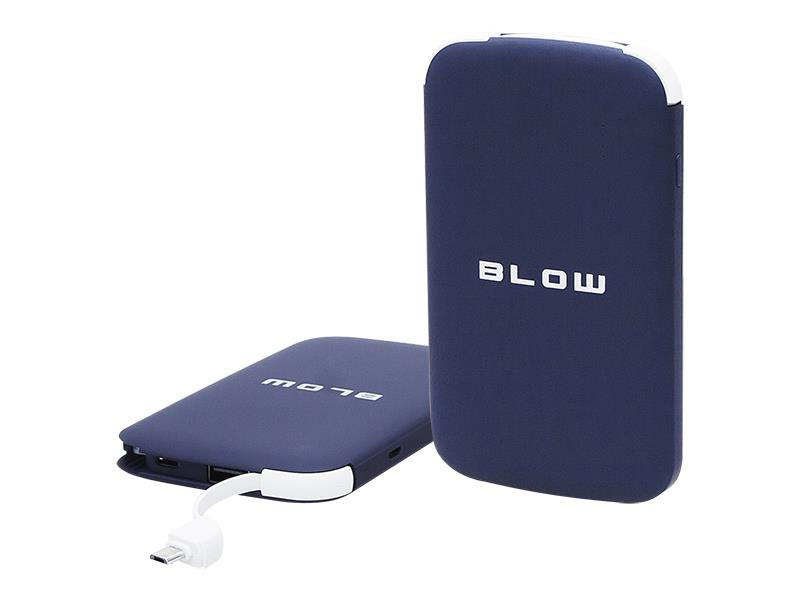 PowerBank 8000 mAh BLOW PB21 modrá