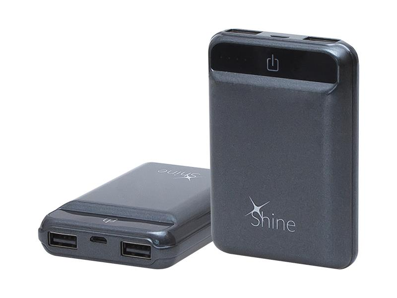 PowerBank 10050 mAh BLOW PB20 BLACK