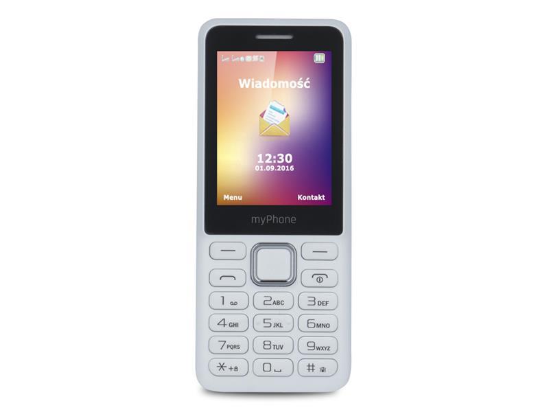 Telefon MYPHONE 6310 WHITE