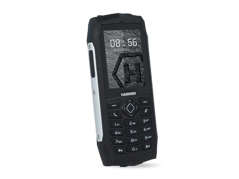 Telefon MYPHONE HAMMER 3 SILVER