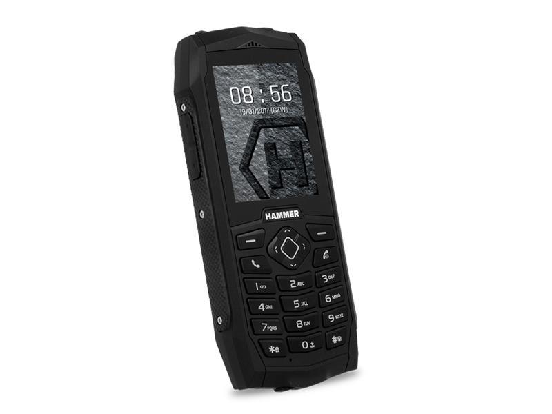 Telefon MYPHONE HAMMER 3 BLACK