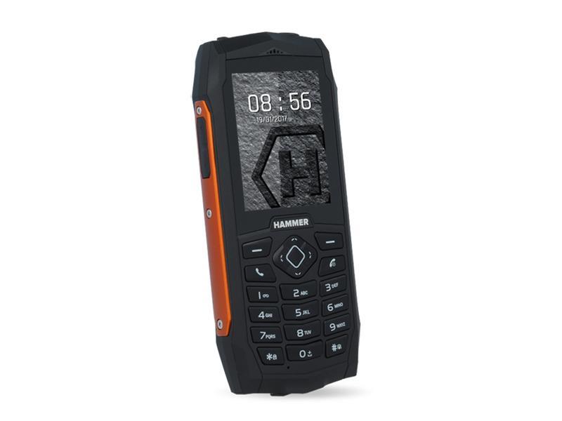 Telefon MYPHONE HAMMER 3 PLUS ORANGE