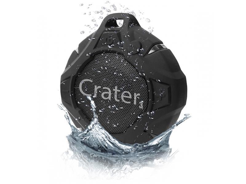 Bluetooth reproduktor Orava Crater-3 Black