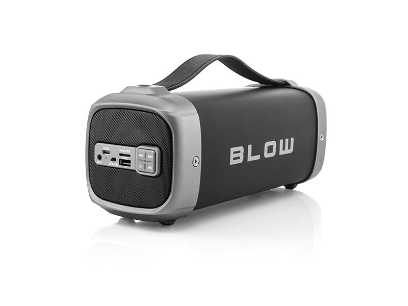 Reproduktor přenosný BLOW BAZOOKA BT950 BLUETOOTH, USB, SD, FM, AUX-IN