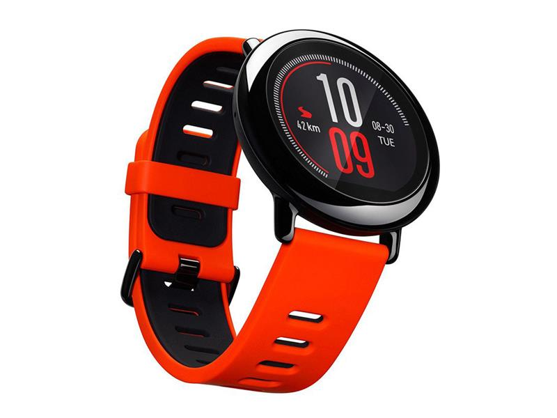 Hodinky XIAOMI AMAZFIT PACE RED