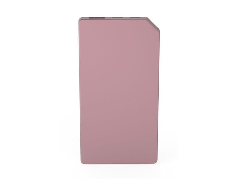 PowerBank 5000 mAh POWERCUBE SLIM PINK