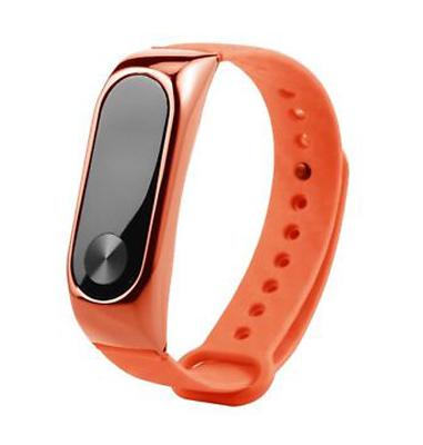 Řemínek XIAOMI MI BAND 2 CARBON ORANGE