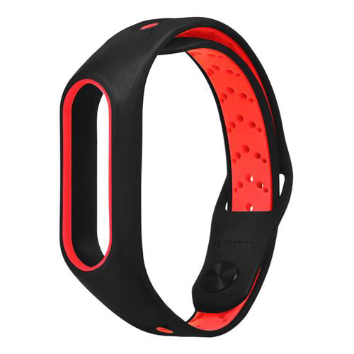 Řemínek XIAOMI MI BAND 2 SPORT RED