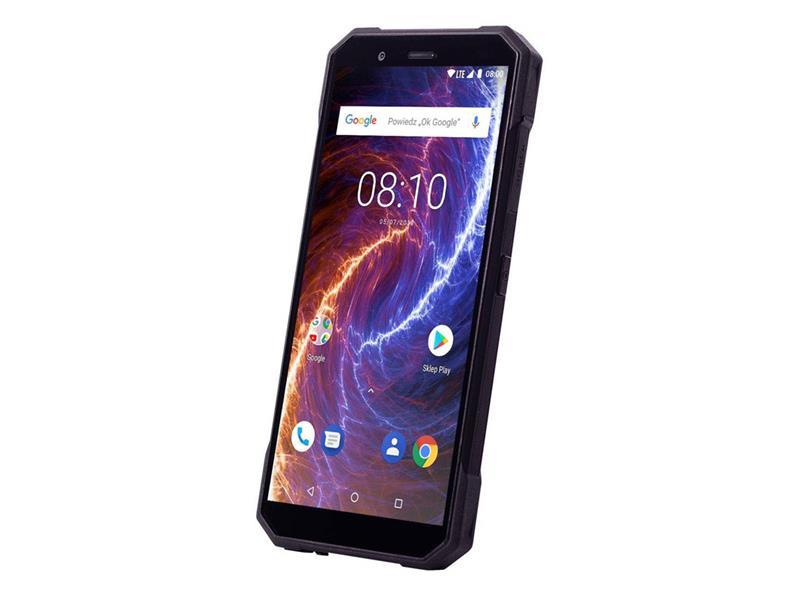 Telefon MYPHONE HAMMER ENERGY LTE 18X9 BLACK + ZDARMA batoh PUMA