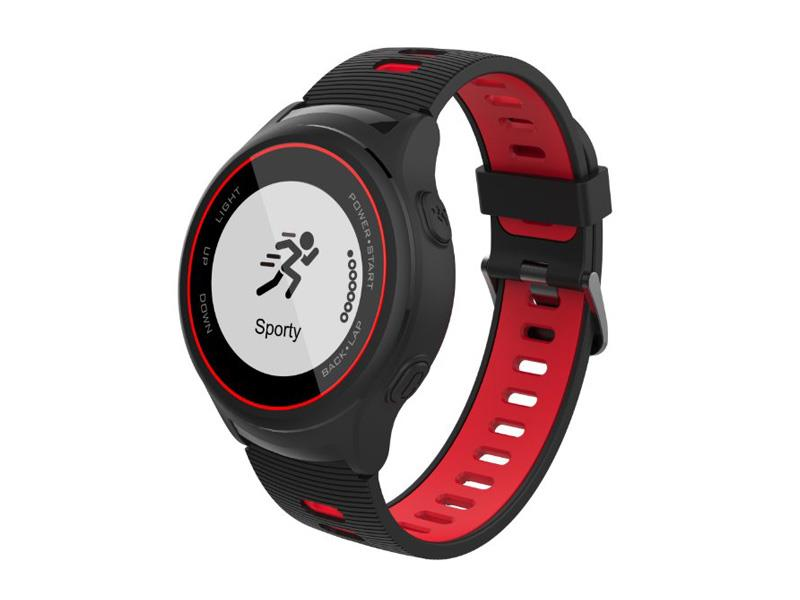 Hodinky IGET ACTIVE A4 BLACK