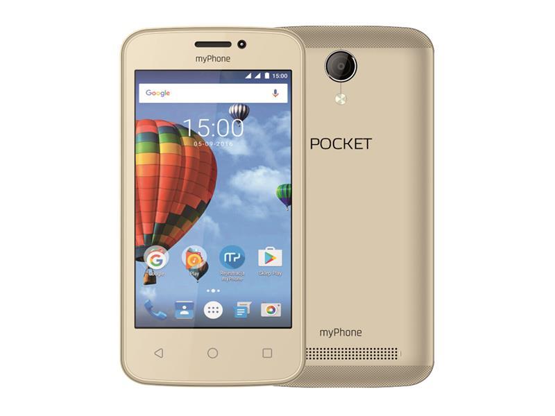 Telefon MYPHONE POCKET GOLD