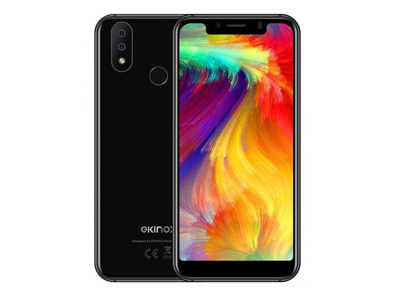 Telefon IGET EKINOX E8 ULTRA BLACK