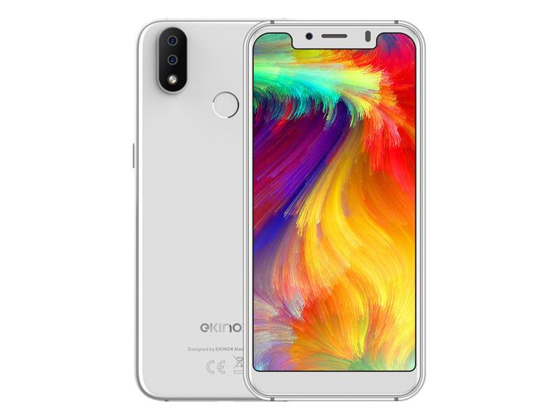 Telefon IGET EKINOX E8 ULTRA WHITE