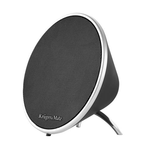 Reproduktor přenosný Bluetooth Kruger & Matz Soul černý