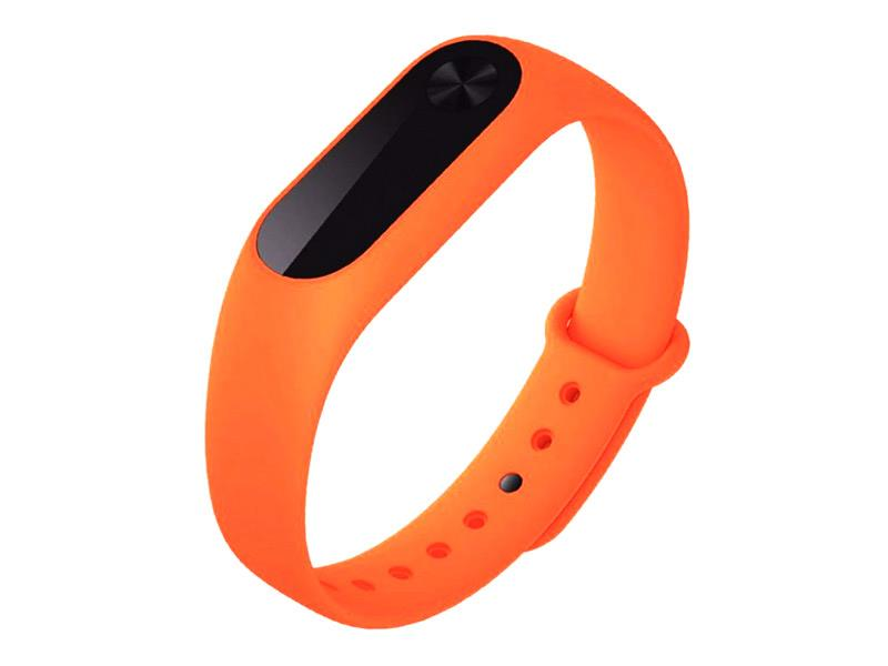 Řemínek XIAOMI MI BAND 2 NEON ORANGE