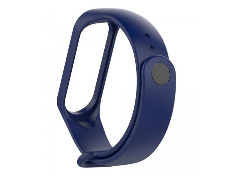 Řemínek XIAOMI MI BAND 3 DARK BLUE