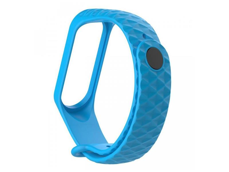 Řemínek XIAOMI MI BAND 3 DIAMOND BLUE