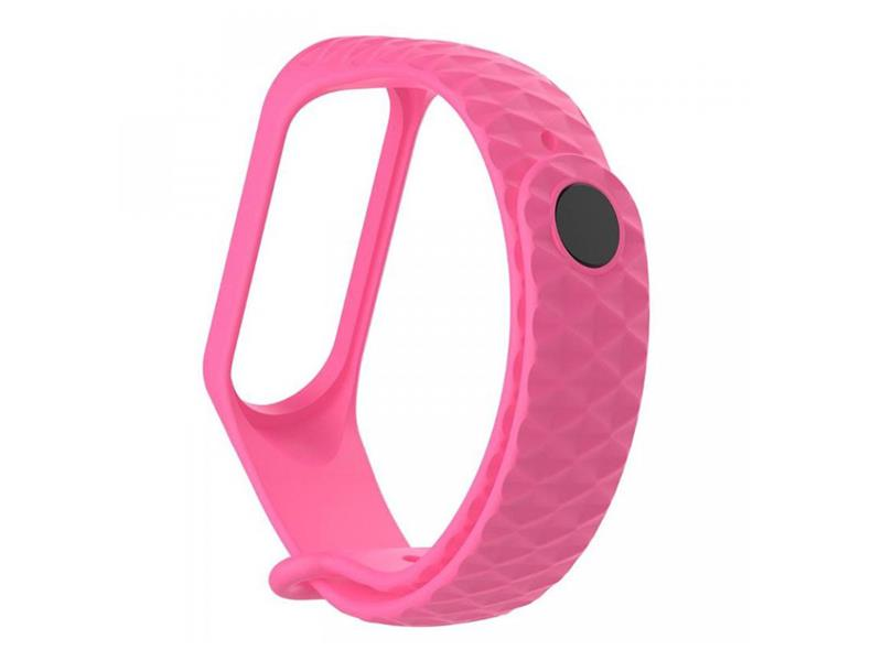 Řemínek XIAOMI MI BAND 3 DIAMOND PINK