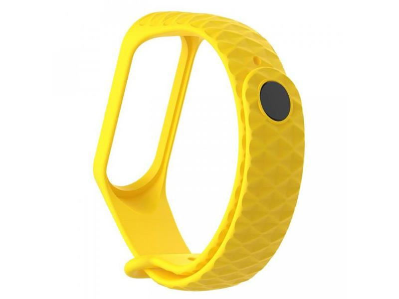 Řemínek XIAOMI MI BAND 3 DIAMOND YELLOW